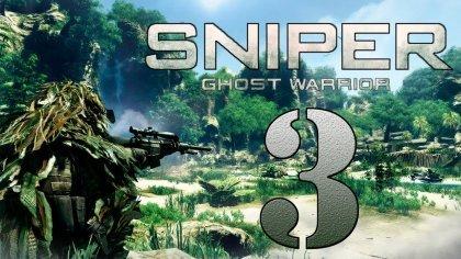 Были опубликованы первые скриншоты из игры Sniper: Ghost Warrior 3