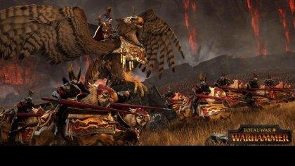 В Total War: Warhammer появятся благородные «Демигрифы»