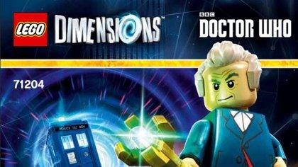 В LEGO Dimensions появится «Доктор Кто»