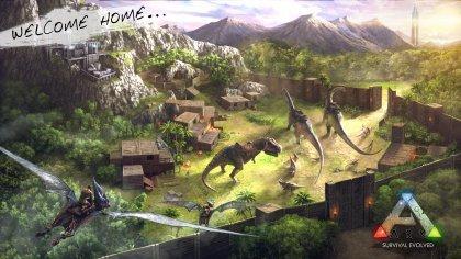 ARK: Survival Evolved продалась миллионным тиражом в Steam