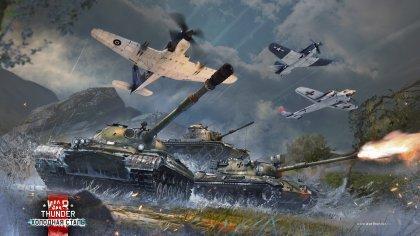 Для War Thunder вышло обновление «Холодная сталь»