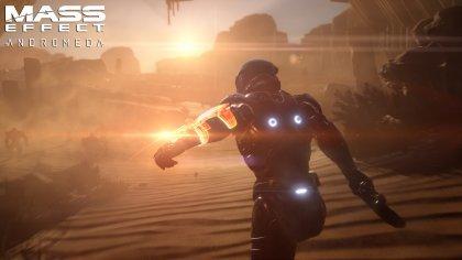 В Mass Effect: Andromeda будут присутствовать погодные эффекты
