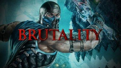Новые бруталити в последнем обновлении к Mortal Kombat X