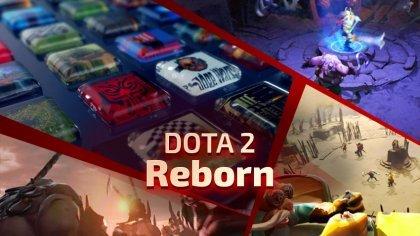 Игроки League of Legends грозятся уйти в Dota 2 Reborn