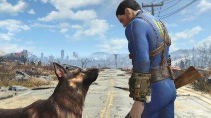 Лохматый спутник главного героя Fallout 4 будет бессмертен
