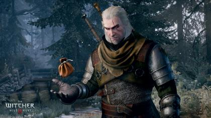 Разработчики The Witcher 3: Wild Hunt специально сделали игроков бедными