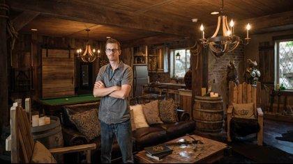 Фанат серии The Elder Scrolls потратил 50 тысяч долларов на свой мини-Тамриэль