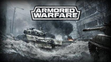«Вечная мерзлота» – новая карта для игры Armored Warfare