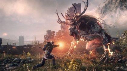 Про монстров и PS4-версию The Witcher 3: Wild Hunt