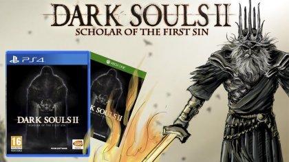 Объявлены системные требования и стоимость Dark Souls 2: Scholar of the First Sin