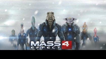 Закулисье разработки новой Mass Effect
