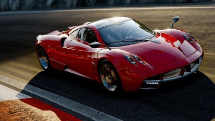 Первый геймплейный ролик Project CARS на Xbox One