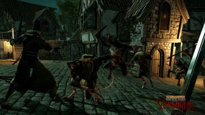 Геймплейный трейлер Warhammer: End Times - Vermintide