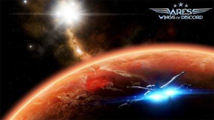 Новый космический супер шутер «Ares: Wings of Discord»