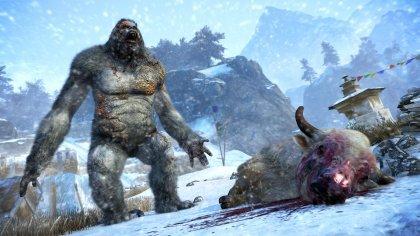 Valley of the Yetis - новое дополнение для Far Cry 4