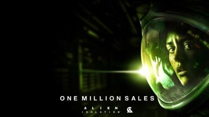 Продажи Alien: Isolation перевалили за 1 млн. копий