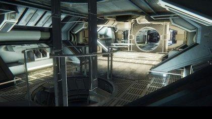 FPS-модуль в Star Citizen