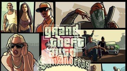 Rockstar Games готовит переиздание Grand Theft Auto: San Andreas на консолях