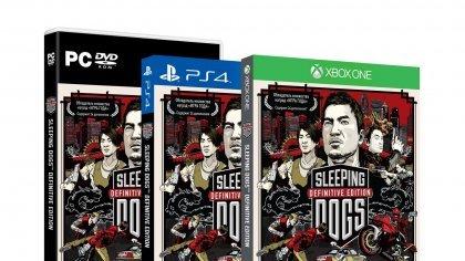 Трейлер и дата выхода Sleeping Dogs Definitive Edition
