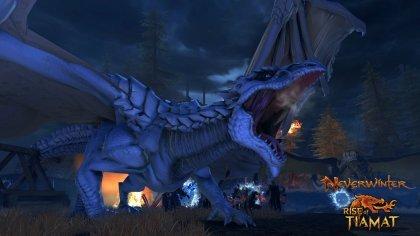 Мир Dungeon & Dragons пополнился обновлением Neverwinter: Rise of Tiamat
