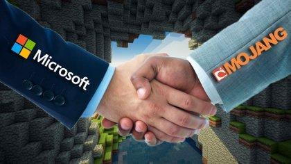 Microsoft покупает разработчиков Minecraft