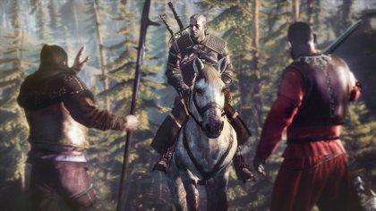 CD Projekt рассказали про лошадь Ведьмака
