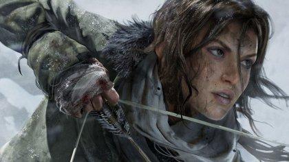 Про лицо Лары в Rise of the Tomb Raider
