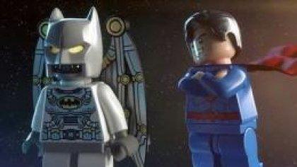 Игровой процесс LEGO Batman 3: Beyond Gotham