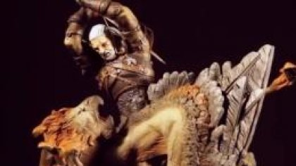 Создание коллекционной фигурки для The Witcher 3: Wild Hunt