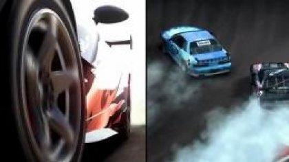 GRID Autosport - новый трейлер