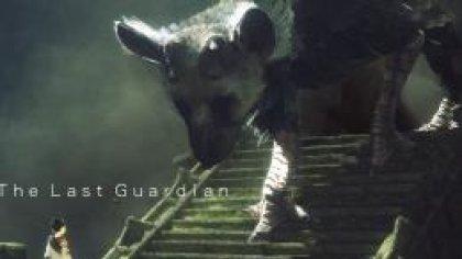 The Last Guardian еще жива