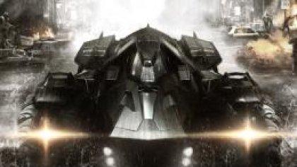 Batman: Arkham Knight - подробности про Бэтмобиль