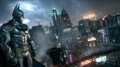 Невероятная детализация в новой Batman: Arkham Knight