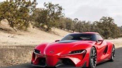 Toyota FT-1 Concept - отныне в Gran Turismo 6