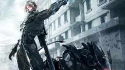 Разрешение Metal Gear Rising: Revengeance не выше 1080р
