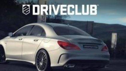 Коротенькое видео геймплея DriveClub