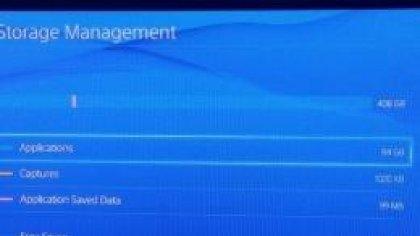 PS4: 500 ГБ - на самом деле не 500