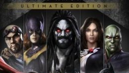 Анонс Injustice: Gods Among Us Ultimate Edition