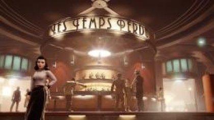 Сразу два видео BioShock Infinite: Burial at Sea
