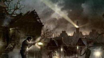 TGS-трейлер The Evil Within в жанре survival horror