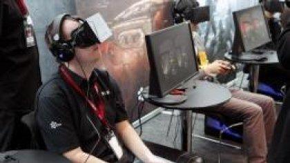 Sony планируют свой Oculus Rift?