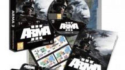 Deluxe Edition игры Arma III