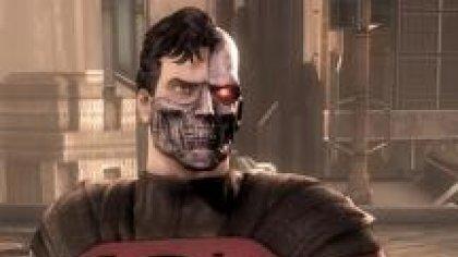 Сайборг Супермен в Injustice: Gods Among Us