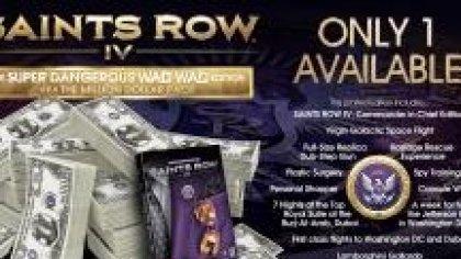 Рекорд стоимости коллекционной GRID 2 побит. Viva la Saints Row 4!