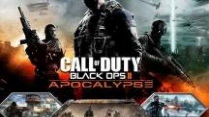 Последнее DLC для Call of Duty: Black Ops 2