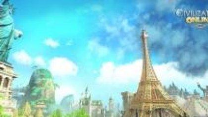 В разработке экшн от третьего лица... Civilization Online!