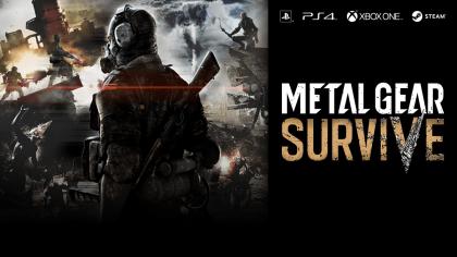 5 минут игрового процесса Metal Gear: Survive в новом видеоролике