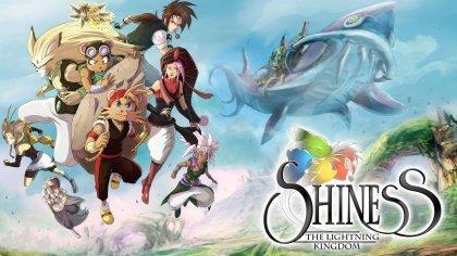 Парочка новых скриншотов из Shiness: The Lightning Kingdom