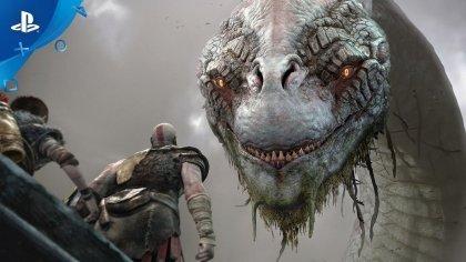 Кратос в God of War 4 не умеет плавать из-за того, что разработчики решили сэкономить ресурсы