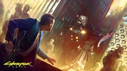 Слух: Трейлер и игровой процесс Cyberpunk 2077 появятся на Е3 2018